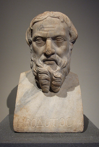 30. The Histories by Herodotus (c.455 BC)