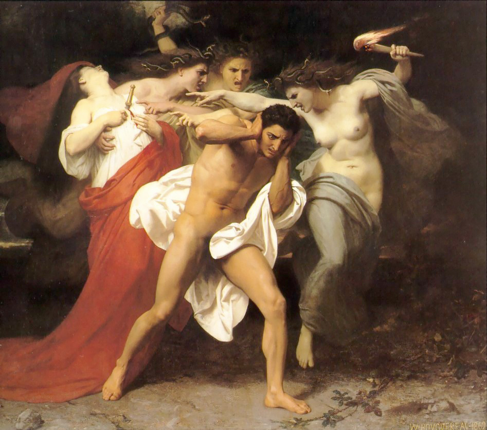 29. The Oresteia (458 BC), part 3. The Eumenides (The Furies) by Aeschylus