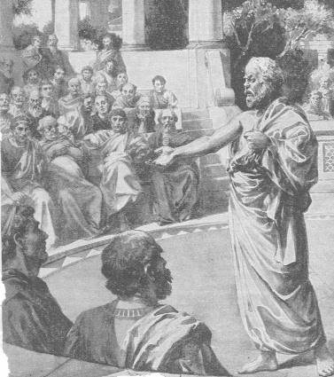 82. Apology (Socrates on trial) by Plato (c.399-387 BC)