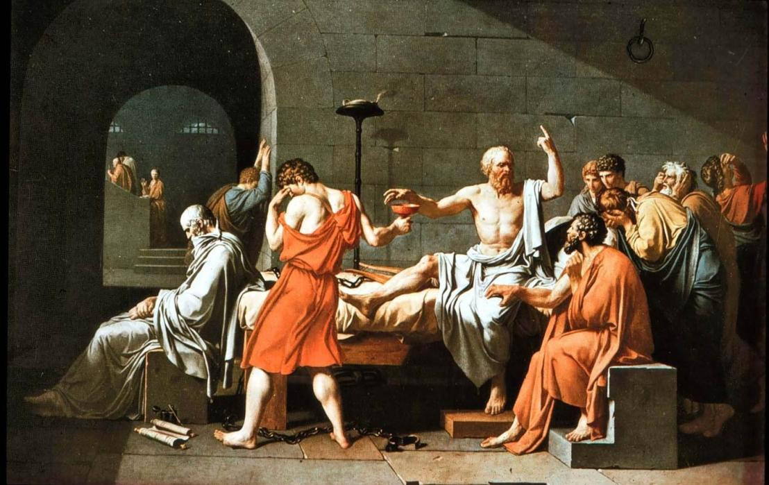 socrates on the body and soul Aristotle's psychology: the nature of the soul, sense perception and thought 1  soul and body are two aspects of one integrated entity, as against plato's view.