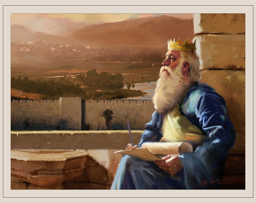 86. The Old Testament.Ecclesiastes.