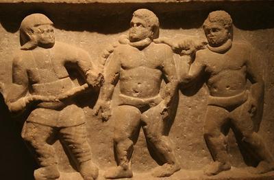 140. Captivi (The Prisoners) by Plautus (c.193BC)