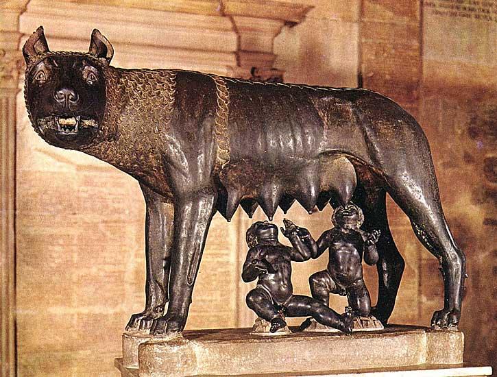 167. Ab Urbe Condita (History of Rome), Books I-V, byLivy