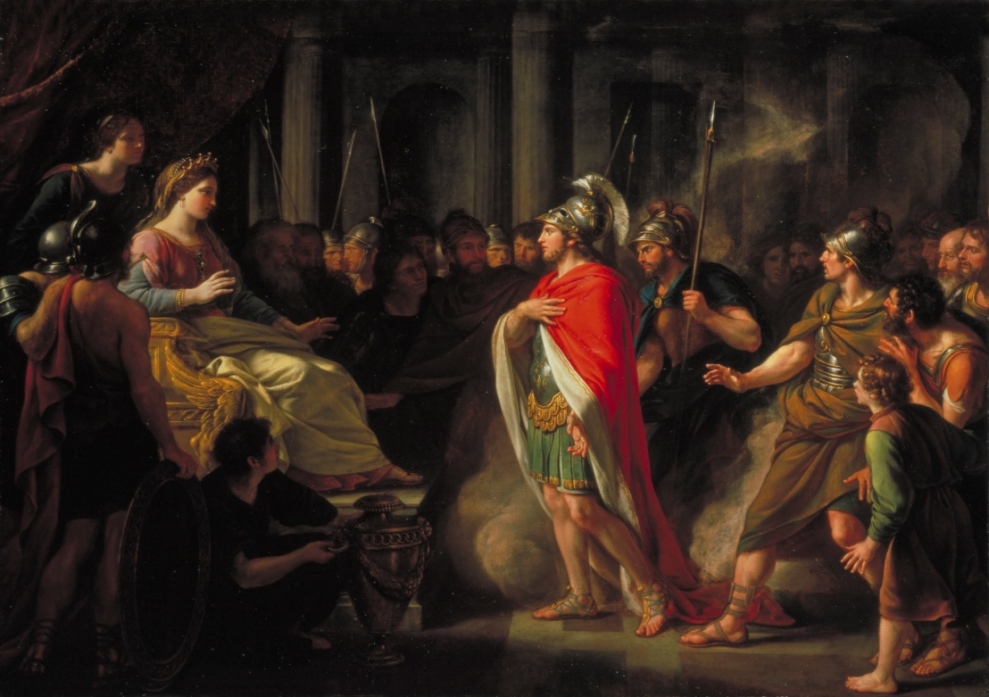 172. The Aeneid by Virgil (19 BC)