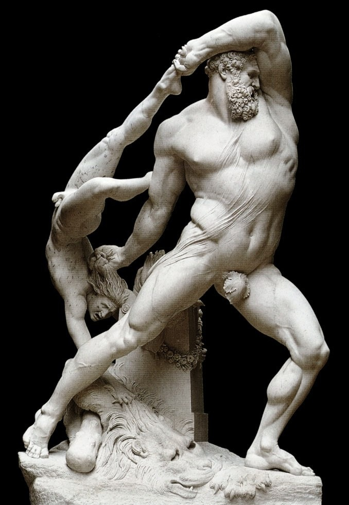 183. Hercules Furens (Hercules Mad) by Seneca (c. 54AD)