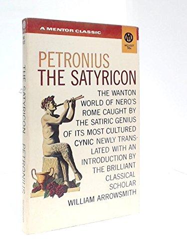 189. The Satyricon by Petronius (c. 68AD)