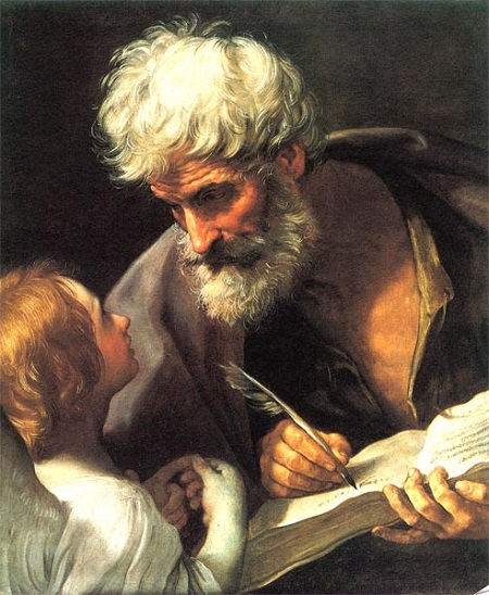 193. The Gospel according to St. Matthew (KJV)